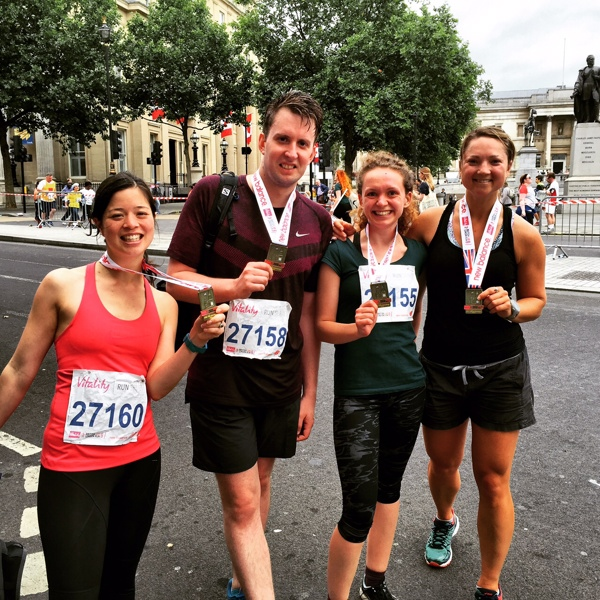 Fundraisers running for St Lukes