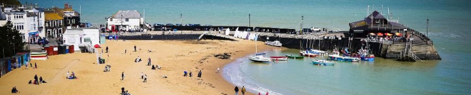 Seaside visits for over 55s